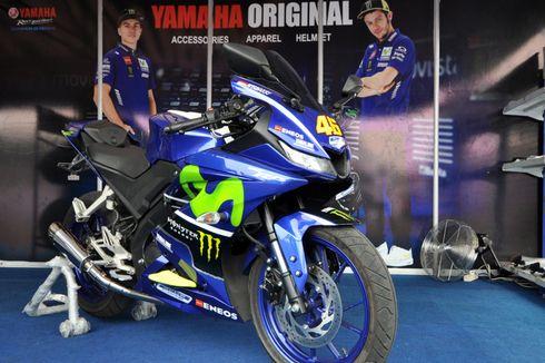 Mau Tahu Aksesori Resmi Yamaha All New R15?