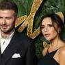 Kisah Cinta David Beckham dengan Victoria Berawal dari Tiket Kereta