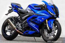 All New Yamaha R15 Tertangkap Kamera Saat Uji Jalan