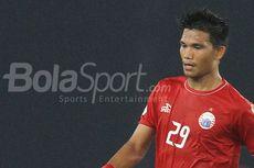 Persija Vs Borneo FC, Aksi Tendang Botol Sandi Sute Ditanggapi Farias
