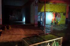Warung Sembako di Kebagusan Pasar Minggu Terbakar akibat Korsleting