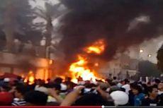 """Kerusuhan di KJRI Jeddah, Ada yang Teriak """"Serbu, Serbu"""""""