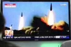 Korea Utara Uji Coba Rudal Jarak Menengah