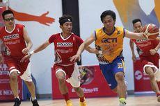 Basket Antarmedia, Dua Tim Ini Berlaga di Semifinal