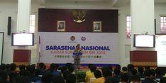 Ratusan Penerima Beasiswa Kader Surau Terima Arahan dari Kemenko PMK