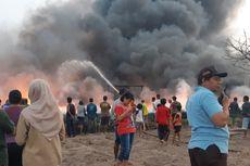 Ada Kebakaran di Kamal, Arus Lalin ke Bandara Soekarno-Hatta Tersendat