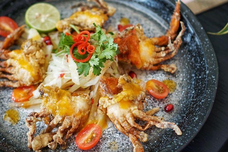 Salad Soka Blitar dari Restoran SEIA.