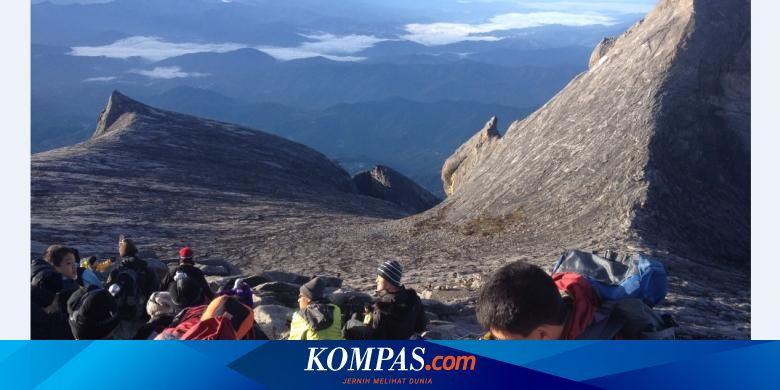 Mendaki Kinabalu Benar Benar Benci Tetapi Rindu Halaman All Kompas Com