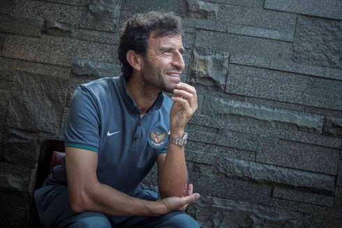 Cinta Sepak Bola Indonesia, Luis Milla Siap Latih Timnas Lagi?