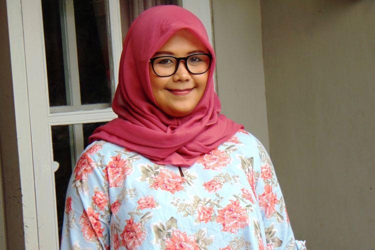 Pemilik Anjani Batik Galeri, Anjani Sekar Arum.