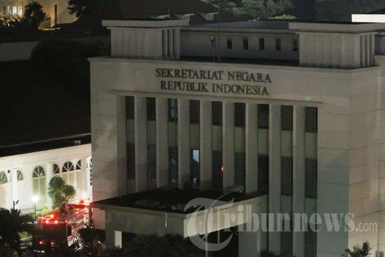 Gedung Sekretariat Negara, Jakarta.