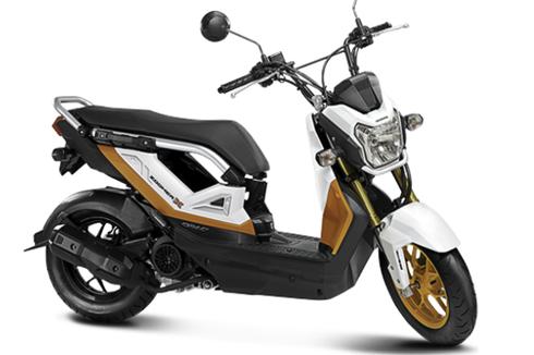 Sudah Terdaftar, AHM Bakal Bawa Honda Zoomer ke Indonesia?