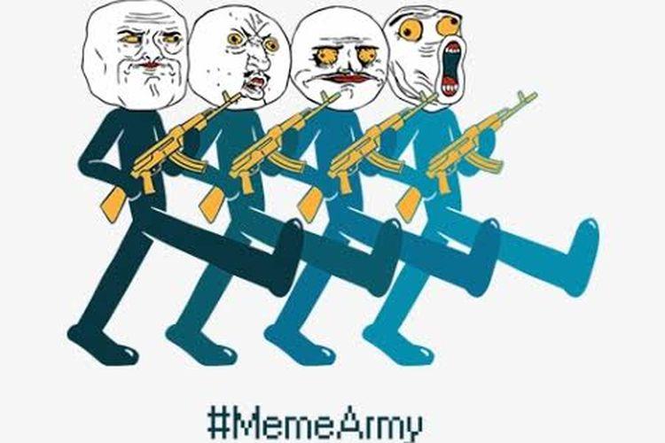 Meme Army.