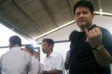 Ketua KPU Pantau Produksi Tinta Pemilu