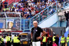 Mario Gomez Pamit Tinggalkan Arema FC