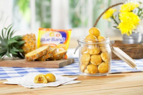 Pedagang Kue Kering Prediksi Penjualan Tahun Ini Tidak Seramai Ramadhan Sebelumnya
