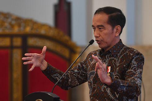 Jokowi soal Natuna: Tak Ada Tawar-menawar mengenai Kedaulatan Kita