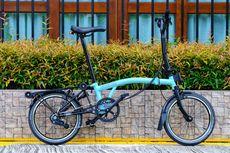 Brompton Diselundupkan dari Perancis, di Mana Bisa Beli Sepeda Ini di Indonesia?
