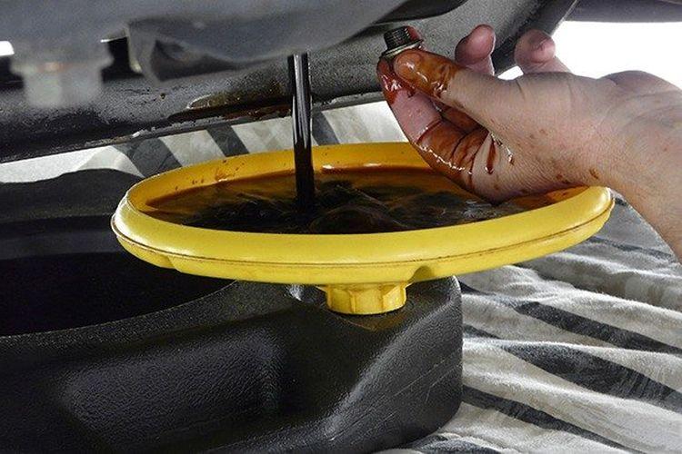 Oil Drain