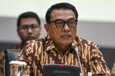 Jokowi Belum Tanda Tangani UU Cipta Kerja, Moeldoko: Tinggal Tunggu Waktu