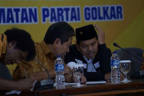 Dedi Mulyadi: Airlangga Bisa Jadi Ketum Baru Golkar karena Didukung Presiden