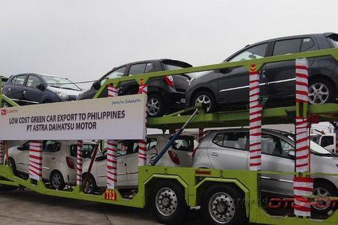 Daihatsu Ekspor LCGC ke Filipina dengan Nama Toyota Wigo