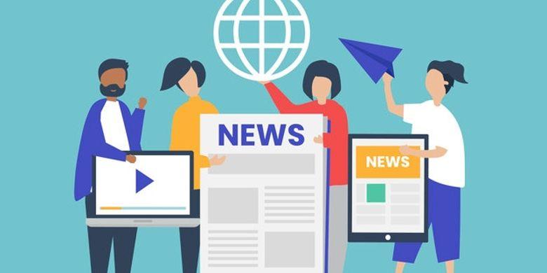 Ilustrasi berita