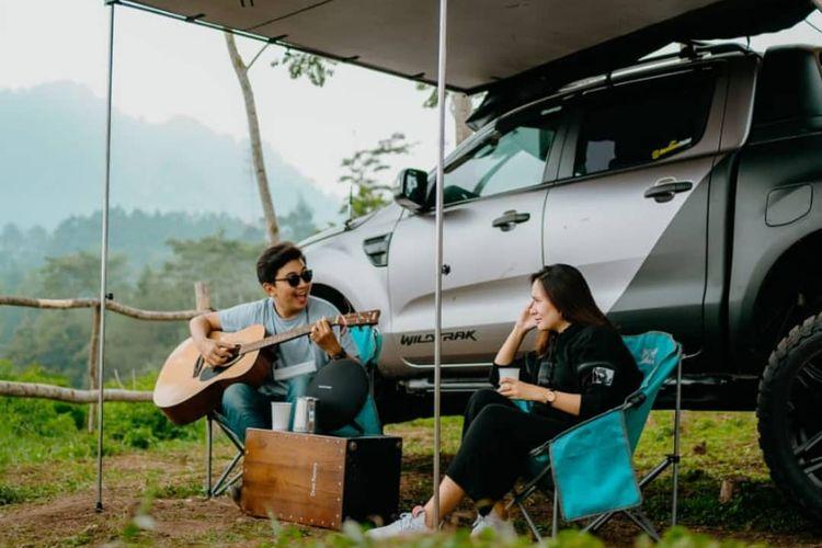 Nawang Jagad, Sleman, Yogyakarta DOK. Instagram.com/nawangjagad