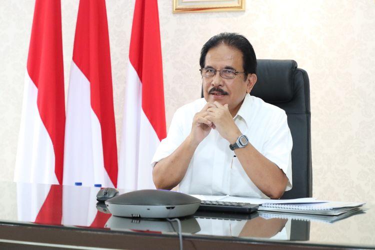 Menteri ATR/BPN Sofyan Djalil