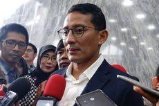 Sandiaga Diberi Uang Rp 100.000 oleh Garuda Indonesia, buat Apa?