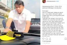 Penangkapan hingga Permintaan Maaf Pengemudi Arogan yang Siram dan Injak Mobil di Tol Pancoran