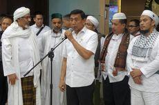 Wiranto: Lebih Baik Dialog dengan Santun....