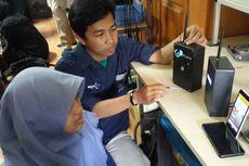 Mahasiswa UB Ciptakan Pendeteksi Bencana Berbasis Aplikasi Android