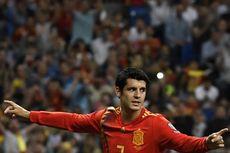 Alvaro Morata Kembali ke Nomor Apes?