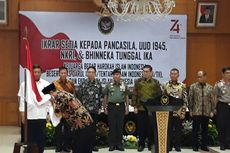 Wiranto Apresiasi 14 Eks DI/TII yang Berikrar Setia pada Pancasila