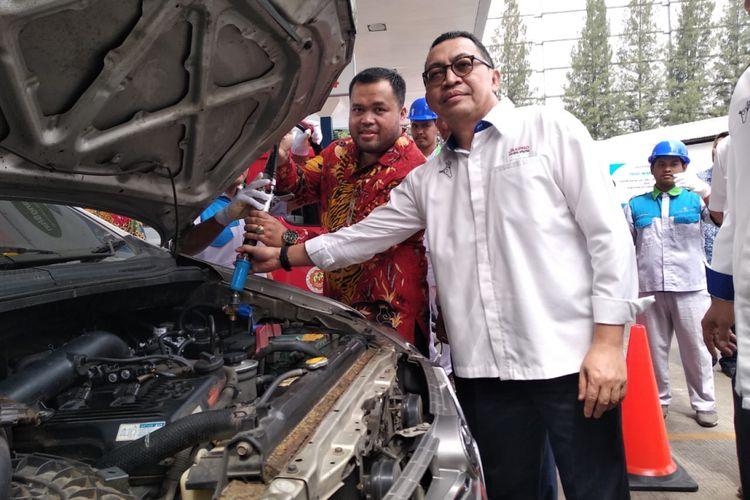 Jakpro luncurkan program konverter gas DP 0 rupiah