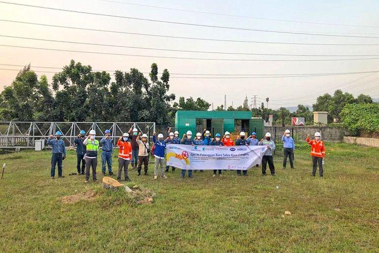 PGN berkomitmen mendukung kemajuan industri baja dalam negeri.