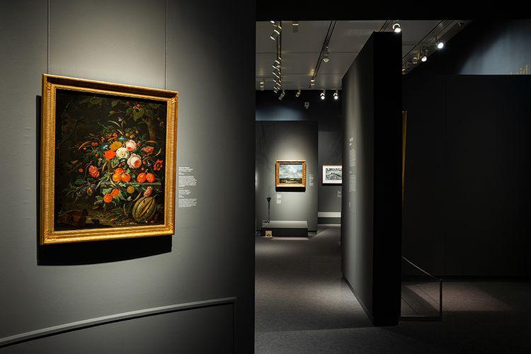 Pameran bau bertajuk Fleeting - Scents in Colour yang akan diadakan di Museum Mauritshuis di Belanda hingga 29 Agustus 2021 (https://www.mauritshuis.nl/).