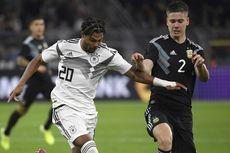 Jerman Vs Argentina Imbang, Tim Tango Bangkit dari Defisit 2 Gol
