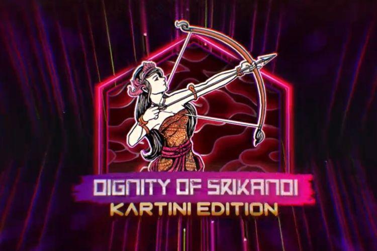 The First Ladies Offline Tournament Dignity of Srikandi ?Kartini Edition? 2021.