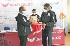 KONI Pusat Luncurkan Aplikasi Ekosistem Olahraga, Sportbloc