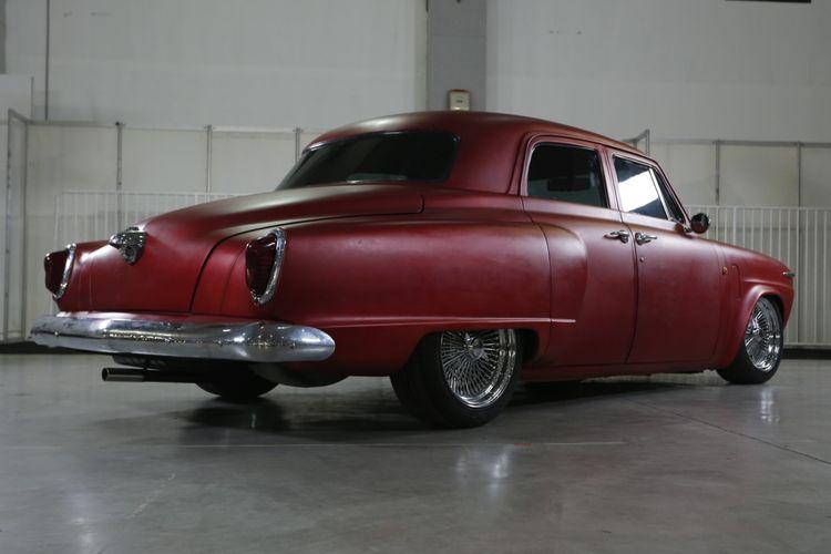 Salah satu mobil langka di Kustomfest 2019, Studebaker Champion tahun 1951