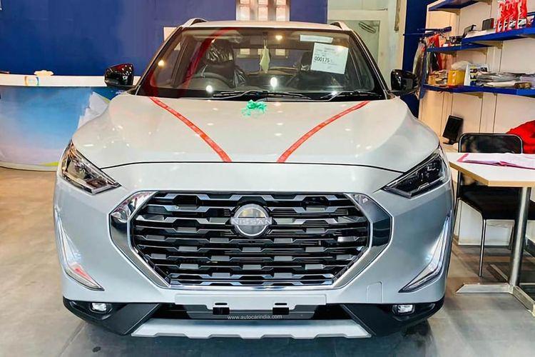 Nissan Magnite resmi dipasarkan di India.