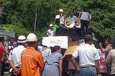 Solar Langka, Sopir Truk Demo Pertamina