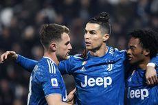 Hasil Liga Italia - AC Milan Imbang, Juventus dan Napoli Menang