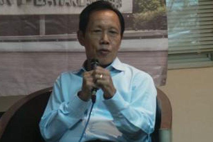 Ketua Umum Partai Keadilan dan Persatuan Indonesia (PKPI) Sutiyoso