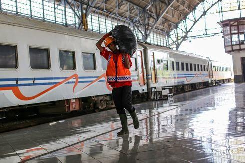 1 Desember 2019, KA Kalijaga Rute Solo - Semarang Berhenti Beroperasi