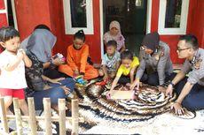 Korban Selamat Kebakaran Rumah di Sukabumi Ikuti