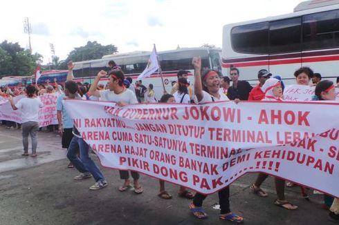 Jokowi Tak Akan Gubris Tuntutan Preman Terminal Lebak Bulus