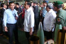 Jokowi Akan Kucurkan Rp 700 Miliar ke Pindad untuk Tingkatkan Produksi
